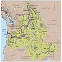 JOE WARREN~Columbia River