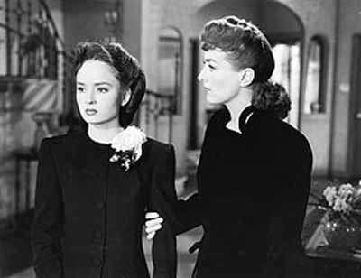 mildred-pierce the silver screen affair