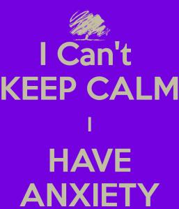 car anxiety