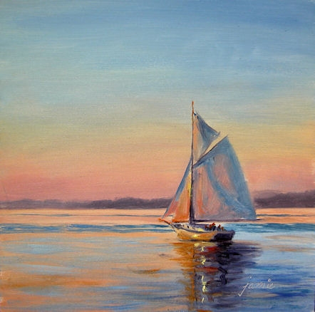 sailing_at_sunset_seascapes__landscapes__391ef356bea1d4c8629b3b298b6968be